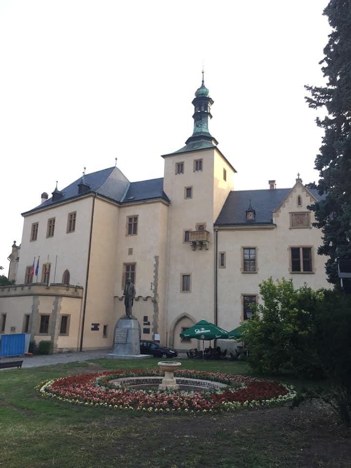 庫特納霍拉 Kutná Hora 義大利法院