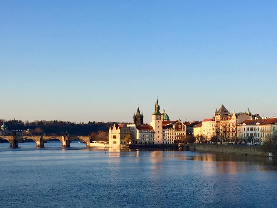 布拉格城市