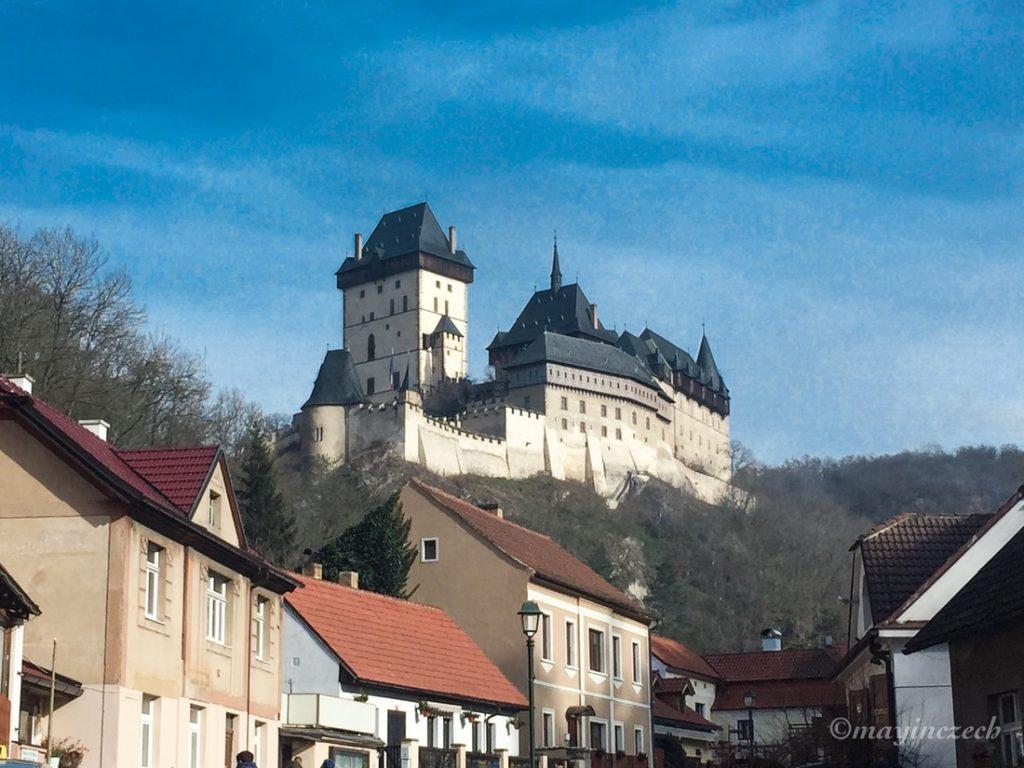 Karlstejn Castle 布拉格