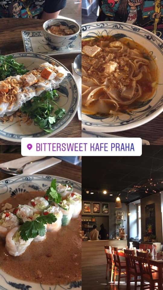 布拉格餐廳 越南餐