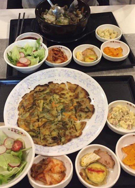 布拉格餐廳 韓式餐推薦