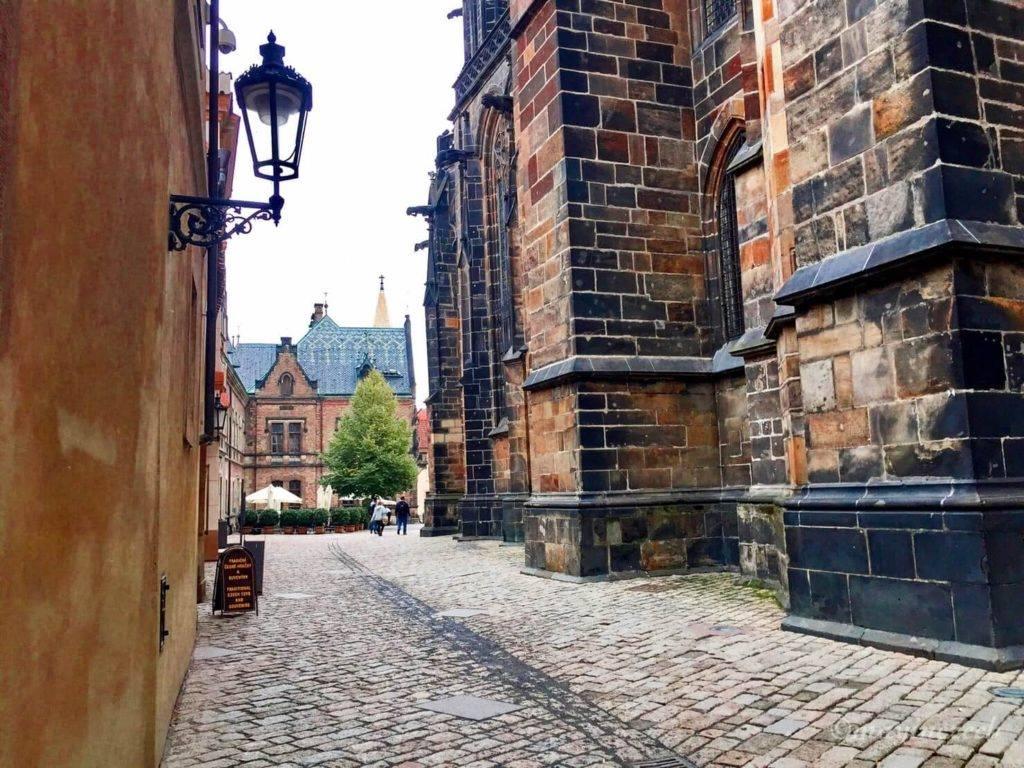 布拉格城堡區 參觀