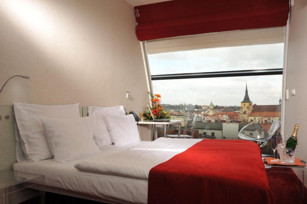 Design Metropol Hotel Prague(布拉格大都會飯店)****