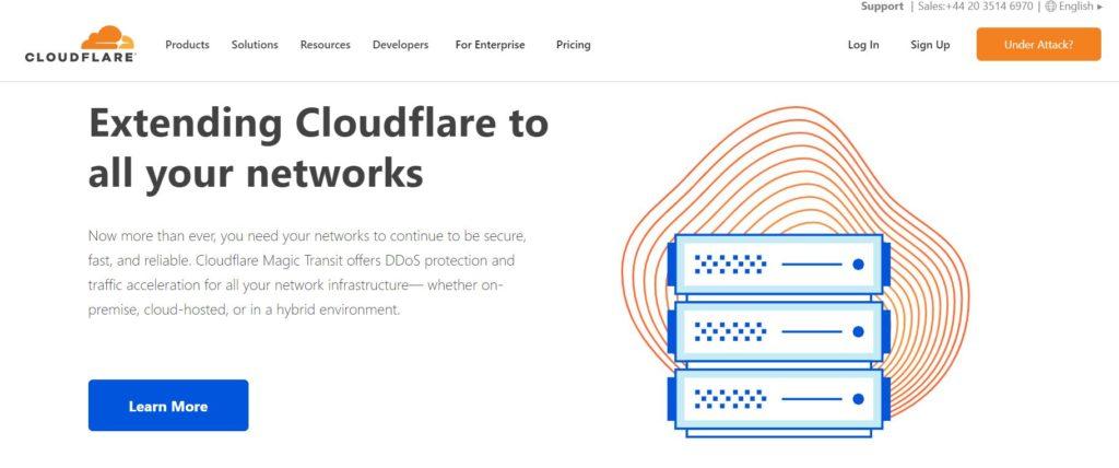 Wordpress Cloudflare設定