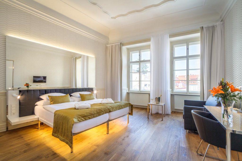 布拉格城堡區住宿