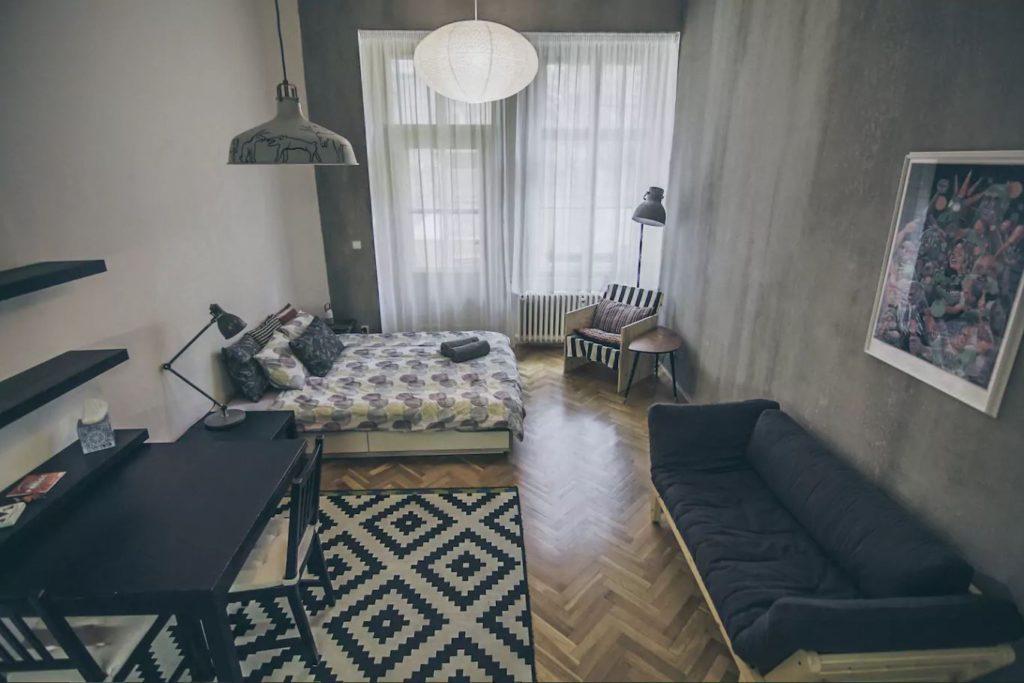 布拉格airbnb 公寓