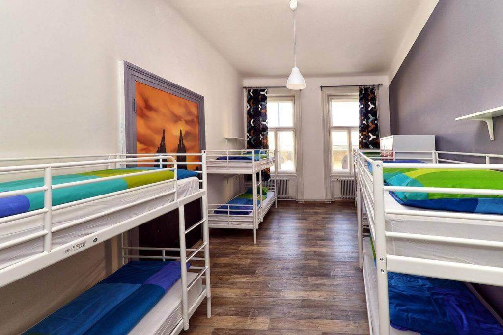 布拉格舊城區便宜住宿