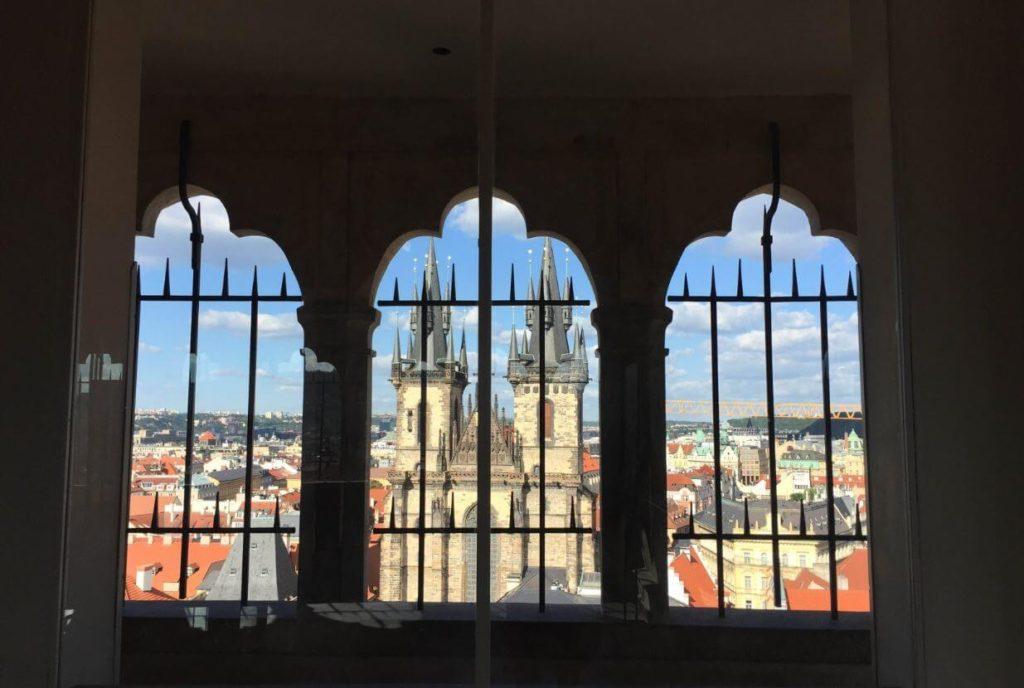 布拉格舊城區天文鐘
