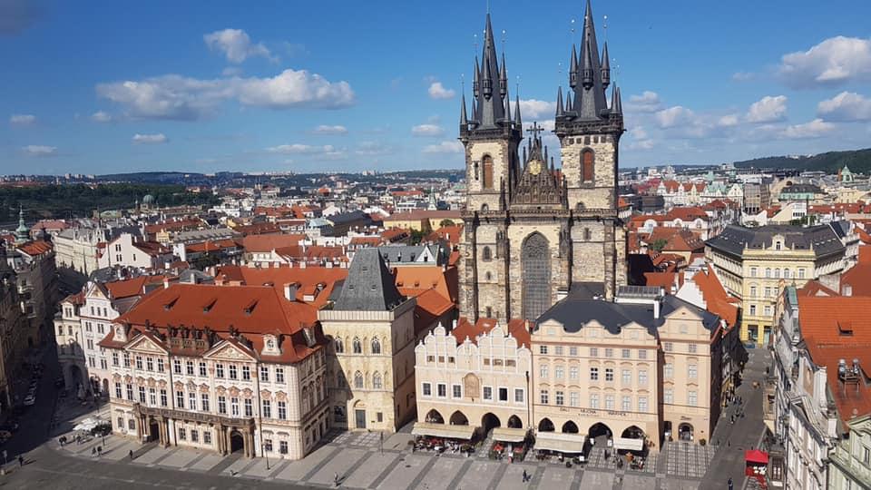 布拉格舊城